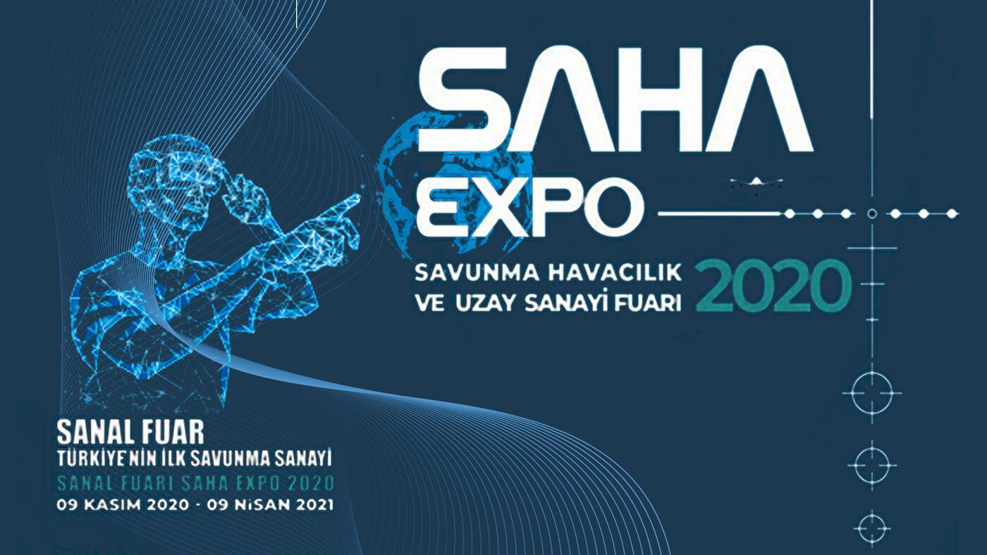 SAHA EXPO Sanal Fuarı